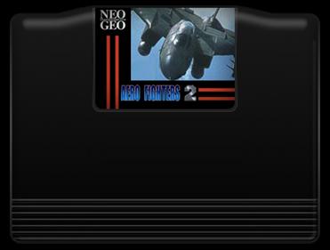 Aero Fighters 2 - Fanart - Cart - Front