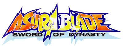 Asura Blade: Sword of Dynasty - Clear Logo