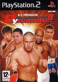 K-1 Premium Dynamite!!