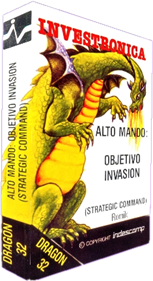 Strategic Command - Box - 3D