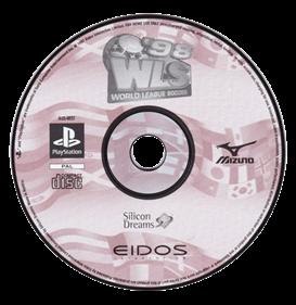 World League Soccer '98 - Disc