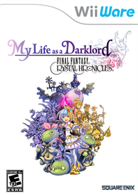 Final Fantasy Crystal Chronicles: My Life as a Dark Lord - Box - Front