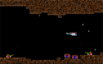 Cavern Cobra - Screenshot - Gameplay