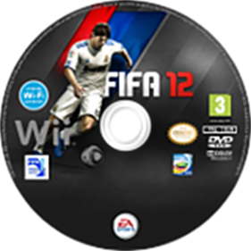 FIFA Soccer 12 - Disc