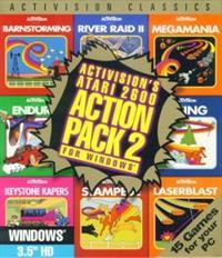 Activision's Atari 2600 Action Pack 2