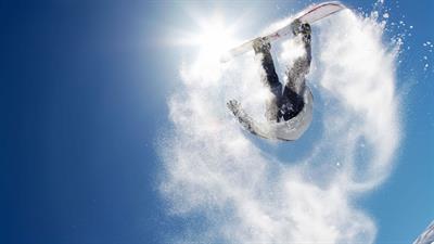 1080° Avalanche - Fanart - Background