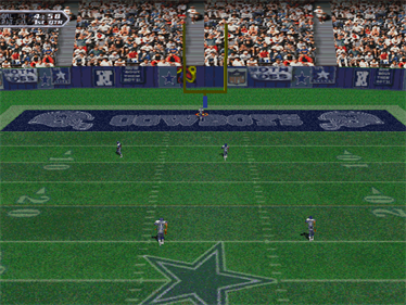 NFL Quarterback Club 97 - Screenshot - Gameplay