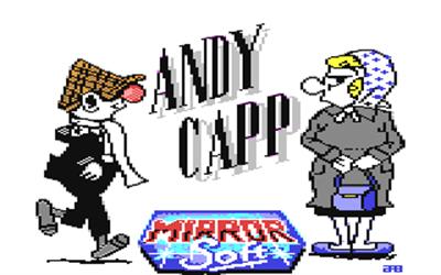 Andy Capp - Screenshot - Game Title