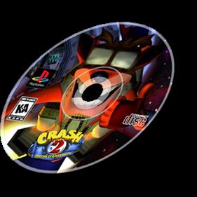 Crash Bandicoot 2: Cortex Strikes Back - Cart - 3D