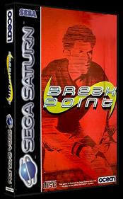 Break Point Tennis - Box - 3D