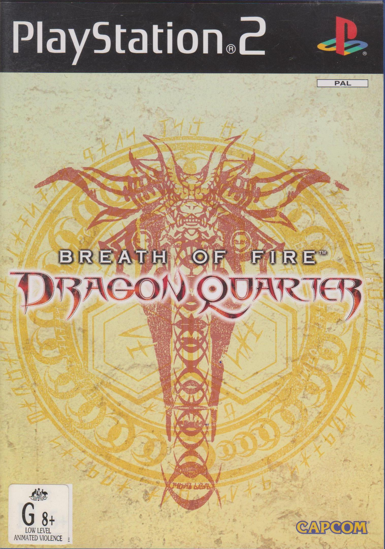 Breath Of Fire Dragon Quarter Details Launchbox Games