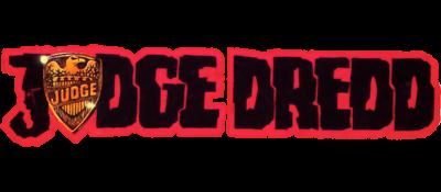 Judge Dredd - Clear Logo