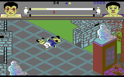 Thai Boxing - Screenshot - Gameplay