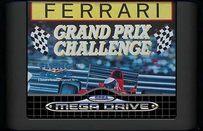 Ferrari Grand Prix Challenge - Cart - Front