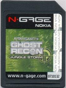 Tom Clancy's Ghost Recon: Jungle Storm - Cart - Front