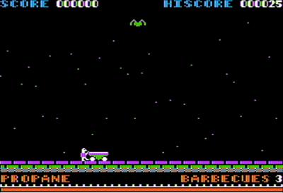 Alien Munchies - Screenshot - Gameplay