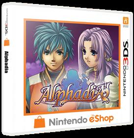 Alphadia - Box - 3D