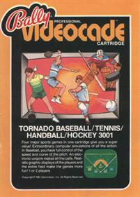 Tornado Baseball + Tennis + Hockey + Handball