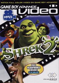 Game Boy Advance Video: Shrek 2
