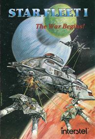 Star Fleet I: The War Begins!