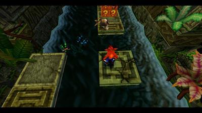 Crash Bandicoot 2: Cortex Strikes Back - Screenshot - Gameplay