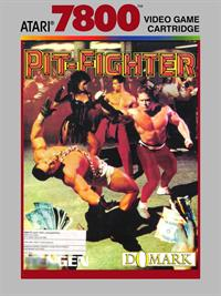 Pit-Fighter - Box - Front