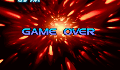 Street Fighter III 2nd Impact: Giant Attack - Screenshot - Game Over