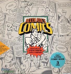 Accolade's Comics featuring Steve Keene Thrillseeker