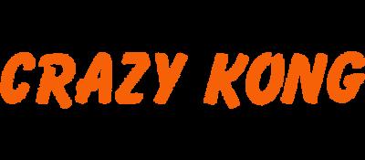Crazy Kong - Clear Logo