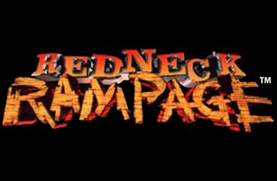 Redneck Rampage - Clear Logo