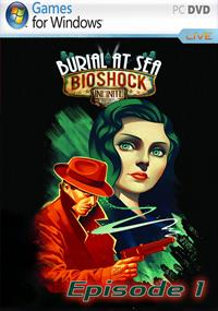 BioShock Infinite: Burial at Sea: Episode 1 - Box - Front