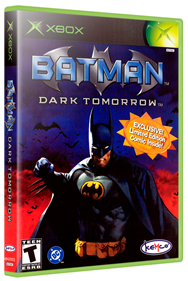 Batman: Dark Tomorrow - Box - 3D