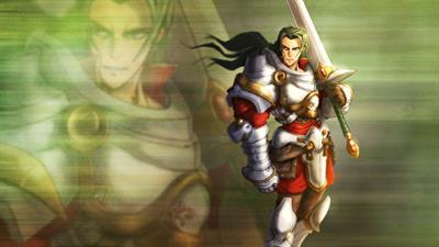 Battle Arena Toshinden - Fanart - Background