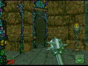 Hexen - Screenshot - Gameplay