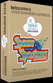 Space Spartans - Box - 3D