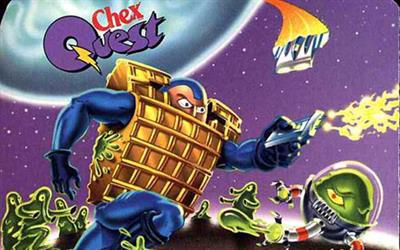 Chex Quest - Banner