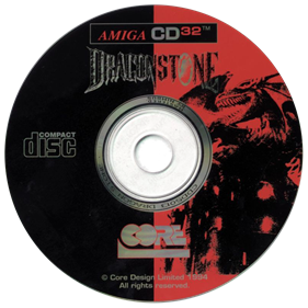 Dragonstone - Disc