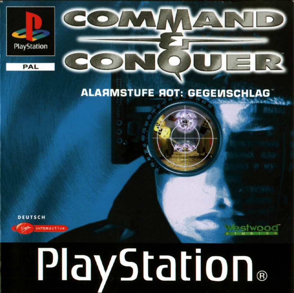 command conquer red alert retaliation playstation 1 download