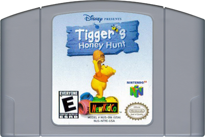Tigger's Honey Hunt Details - LaunchBox Games Database