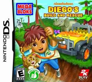 Mega Bloks: Diego's Search and Rescue