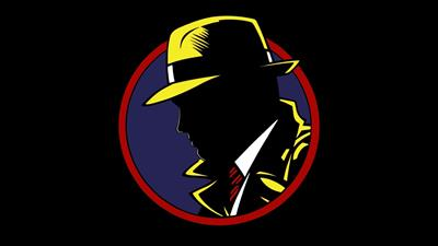 Dick Tracy - Fanart - Background
