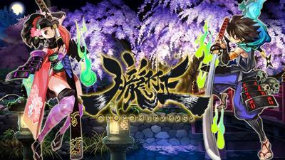 Muramasa: The Demon Blade - Fanart - Background