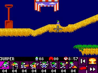 Lemmings 2: The Tribes - Screenshot - Gameplay