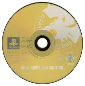 Wild Arms 2 - Box - Back