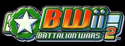 Battalion Wars 2 - Clear Logo