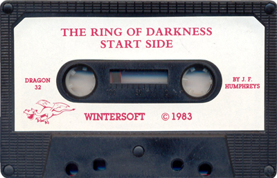 The Ring of Darkness - Cart - Front