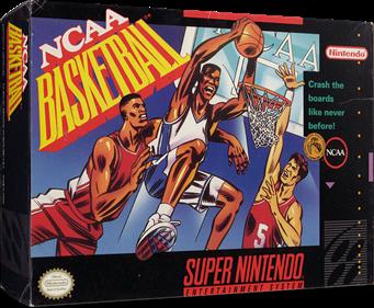 NCAA Basketball - Box - 3D
