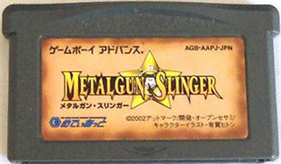 Metalgun Slinger - Cart - Front