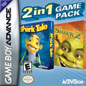 2 in 1 Game Pack: Shrek 2 + Shark Tale