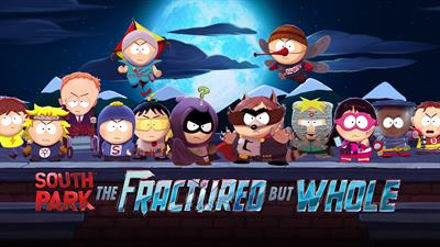 South Park: The Fractured But Whole - Fanart - Background